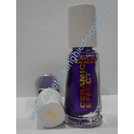 Layla nail polish Smalto Ceramic Effect CE86