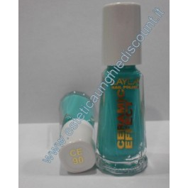 Layla nail polish Smalto Ceramic Effect CE90