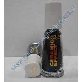 Layla nail polish Smalto Ceramic Effect CE97
