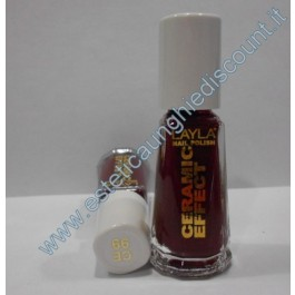 Layla nail polish Smalto Ceramic Effect CE99
