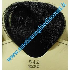 Finet color lacca colorata nero