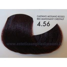 Tinta professionale senza Ammoniaca ColorIng ING - 4.56 CASTANO MOGANO ROSSO