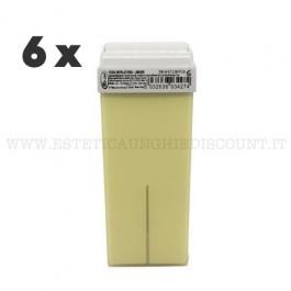 6 Cera Liposolubile Roial Ricarica al Limone 100 ml
