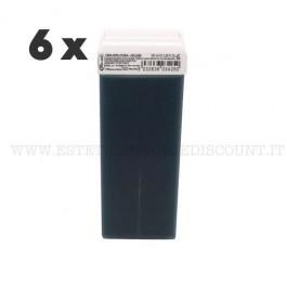 6 Cera Liposolubile Roial Ricarica all'Azulene 100 ml
