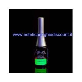 Estrosa Smalto Semipermanente Colorato -  7055 GREEN FLUO