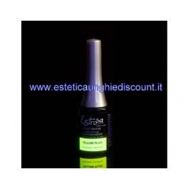 Estrosa Smalto Semipermanente Colorato -  7056  YELLOW FLUO