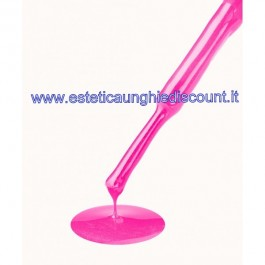 Estrosa Smalto Semipermanente Colorato -  7093 FUCSIA