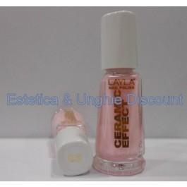 Layla nail polish Smalto Ceramic Effect CE03