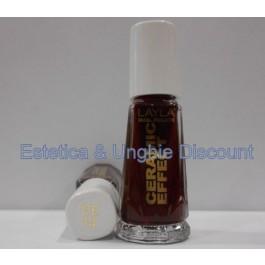 Layla nail polish Smalto Ceramic Effect CE14
