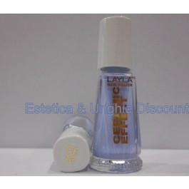 Layla nail polish Smalto Ceramic Effect CE18