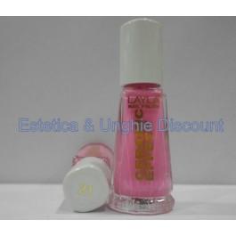 Layla nail polish Smalto Ceramic Effect CE21