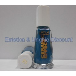 Layla nail polish Smalto Ceramic Effect CE25