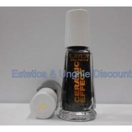 Layla nail polish Smalto Ceramic Effect CE26