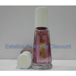 Layla nail polish Smalto Ceramic Effect CE37