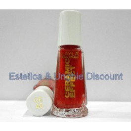 Layla nail polish Smalto Ceramic Effect CE40