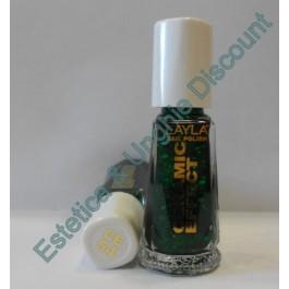 Layla nail polish Smalto Ceramic Effect CE54