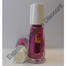 Layla nail polish Smalto Ceramic Effect CE58
