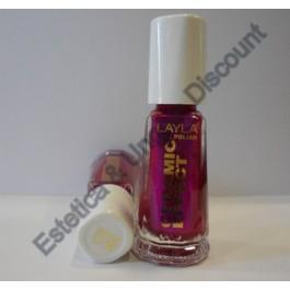 Layla nail polish Smalto Ceramic Effect CE65