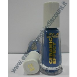 Layla nail polish Smalto Ceramic Effect CE68