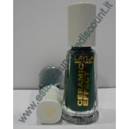 Layla nail polish Smalto Ceramic Effect CE70