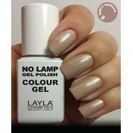 LAYLA Gel Polish NO LAMP -  5 DIRTY VANILLA