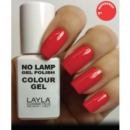 LAYLA Gel Polish NO LAMP -  7 WONDERED