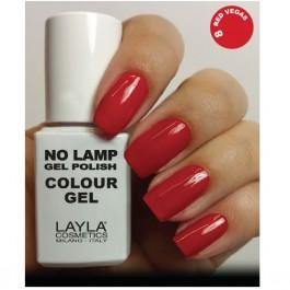 LAYLA Gel Polish NO LAMP - 8 RED VEGAS