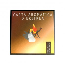 Bustina Profumata Carta D'eritrea per cassetti