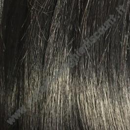Extension Matassa Capelli Naturali Mossi colore 1/B nero