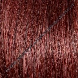 25 Extension Naturali mosse cheratina Remy cm 50 35 ROSSO INTENSO
