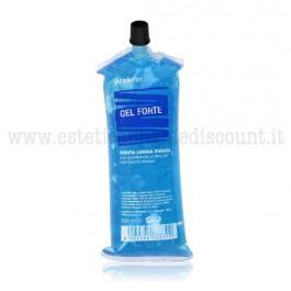 Gel forte tenuta lunga durata con pantenolo e filtro UV non lascia residui