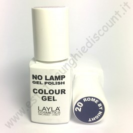 LAYLA Gel Polish NO LAMP -  20 ROME BY NIGHT