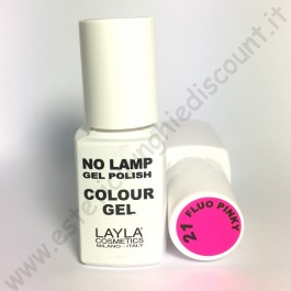 LAYLA Gel Polish NO LAMP -  21 FLUO PINKY