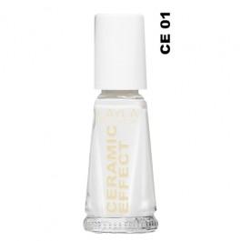Layla nail polish Smalto Ceramic Effect CE01