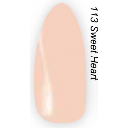 Layla Gel Polish Smalto Gel Semipermanente -  113 SWEET HEART