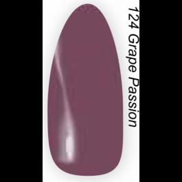 Layla Gel Polish Smalto Gel Semipermanente -  124 GRAPE PASSION