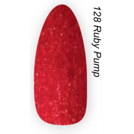 Layla Gel Polish Smalto Gel Semipermanente -  128 RUBY PUMPS