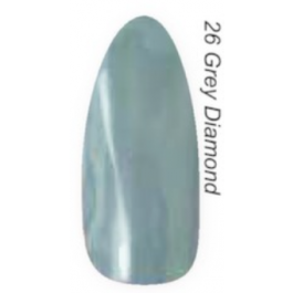 Layla Gel Polish Smalto Gel Semipermanente -  26 GREY DIAMOND