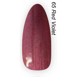 Layla Gel Polish Smalto Gel Semipermanente -  65 RED VIOLET