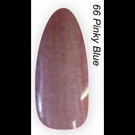 Layla Gel Polish Smalto Gel Semipermanente -  66 PINKY BLUE
