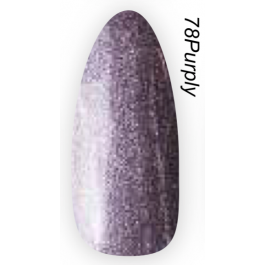 Layla Gel Polish Smalto Gel Semipermanente -  78 PURPLY