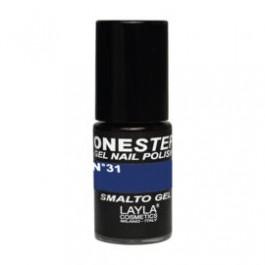 Layla One Step Gel Nail Polish smalto semipermanente -  31 BLUES