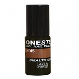 Layla One Step Gel Nail Polish smalto semipermanente -  45 SAFARI