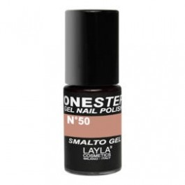 Layla One Step Gel Nail Polish smalto semipermanente -  50 MY PRIVACY