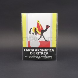 Carta Aromatica Di Eritrea 24 listelli