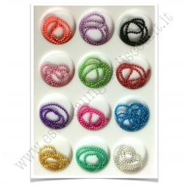 SET decorazioni nail art Catenine Color