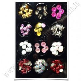 SET decorazioni nail art Deco Nails