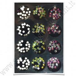 SET decorazioni nail art Punti Luce