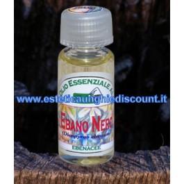 Olio Essenziale di Ebano Nero