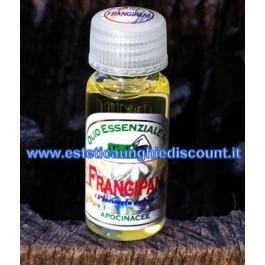 Olio Essenziale alla Frangipani